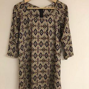 Forever 21 polyester dress/long tunic